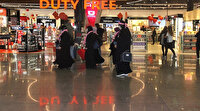 İstanbul Havalimanı Arap turistlerin alışveriş merkezi oldu