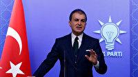 AK Parti Sözcüsü Çelik: Göç tehlikesi konusunda herkese uyarılarımızı yapıyoruz