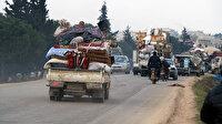 İdlib'de 1,5 milyon sivil daha Türkiye sınırına göç edebilir