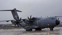 TSK'ya ait uçak ve arama kurtarma ekipleri Van'a görevlendirildi