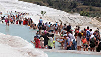'Beyaz cennet'e ziyaretçi akını: İlk kez 2. sırada