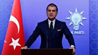 AK Parti Sözcüsü Ömer Çelik: Yarın suç duyurusunda bulunulacak