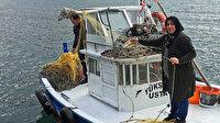 Türkiye'de ilk: Zor şartlar altında denize çıkan kadın reisler için barınak