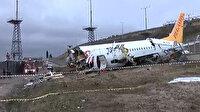 Sabiha Gökçen Havalimanı'ndaki uçak kazasının boyutu gün yüzüne çıktı