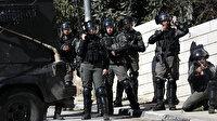 İsrail işgal güçlerinden Mescid-i Aksa engeli: Otobüs geçişine izin vermediler