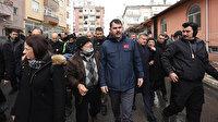 Bakan Murat Kurum: Elazığ'da 10 gün içerisinde temel atacağız