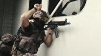 Özel Harekat polislerimizden nefes kesen tatbikat