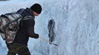 Doğu buz kesti: Ardahan'ın Göle ilçesi eksi 39'u gördü