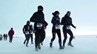 Antarktika'da maraton