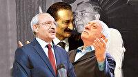 FETÖ-CHP ilişkisinde üç kritik isim: Gülek, Ecevit, Kılıçdaroğlu