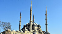 Selimiye Camii uzmanlar tarafından incelendi: Önümüzdeki 500 yılda gerçekleşme ihtimali olan depremleri atlatabilecek