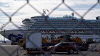 Japonya'da karantina altındaki gemide 44 kişide daha koronavirüs tespit edildi