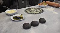 İzmir'de pizzalar karardı, müşteriler şaşırdı: Mürekkep balığından elde ediliyor