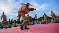 Türkiye'nin ilk kadın komando astsubayları terörle mücadele için göreve hazır