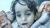 Esed rejiminin evsiz bıraktığı İman bebek soğuktan hayatını kaybetti