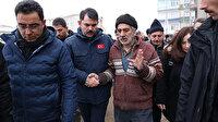 Çevre ve Şehircilik Bakanı Kurum'dan Elazığlılar'a teşekkür: Devletimiz sağ olsun dediler