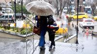 Meteoroloji verileri: 4 bölge yağışlı olacak, sıcaklık 3-5 derece artacak