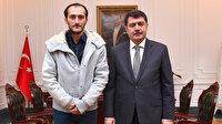 Türkiye'nin konuştuğu sokakta yaşayan Hasan'ın son halini Vasip Şahin paylaştı