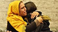 HDP önünde eylem yapan bir anne daha evladına kavuştu: 5 yıllık hasret sona erdi