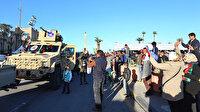 Libyalılar devrimin 9. yılında darbeci Hafter'e direniyor
