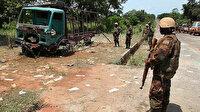 Orta Afrika Cumhuriyeti'nde BM askerleri ile silahlı grup arasında çatışma: 12 ölü