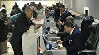 Hafter güçlerinin hedef aldığı Mitiga Havalimanı'nda uçuşlar yeniden başladı: İlk uçuş Tunus'a