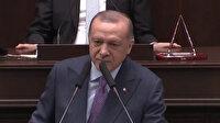 Cumhurbaşkanı Erdoğan: Kontrollü darbe, doğru kontrol sizde ama başaramadınız