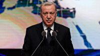 Cumhurbaşkanı Erdoğan'dan Almanya'daki ırkçı saldırıda hayatını kaybedenlerin ailelerine başsağlığı