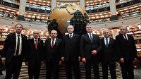 Cumhurbaşkanı Erdoğan'dan 'Cumhurbaşkanlığı Millet Kütüphanesi' paylaşımı