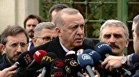 Cumhurbaşkanı Erdoğan: S-400 de kullanabiliriz, Patriot da kullanabiliriz