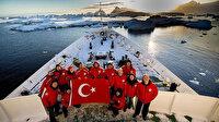 Bakan Varank açıkladı: Sınırlarımız dışındaki ilk GNSS istasyonu Antarktika'ya kuruldu