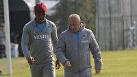 Trabzonspor'da Nwaakeme şoku: Derbide yok