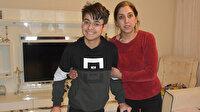 Serebral palsi hastası Çetin sağlıklı bir şekilde yürümek için destek bekliyor