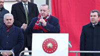 ''Teröristleri inlerine tıkıyoruz''