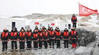 Bilim ekibi Türkiye'de
