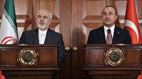 Bakan Çavuşoğlu, İranlı mevkidaşı ile koronavirüs salgını ve depremi görüştü