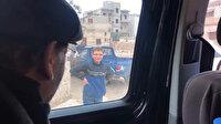 Suriyeli çocuktan duygulandıran hareket