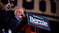 ABD'li başkan adayı Sanders'ten 'Orta Doğu barışı' mesajı