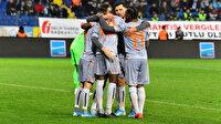 Çaykur Rizespor-Başakşehir: 1-2