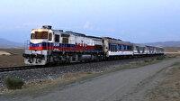 TCDD: Türkiye-İran arasında işleyen tren seferleri durduruldu