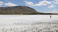 Tamamen kaybolmuştu yağışlarla geri geldi: Son 15 yılın en yoğun karı yağdı