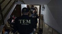 Ankara'da DEAŞ operasyonu: 9 şüpheli yakalandı