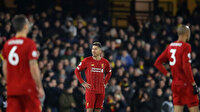 Premier Lig'de Liverpool ilk kez yenildi