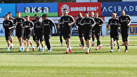 Beşiktaş'ta derbi öncesi sarı alarm