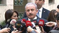 Meclis Başkanı Şentop: Seviyesizce hakaretler, ifade özgürlüğü değildir