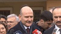 İçişleri Bakanı Soylu, CHP yandaşı Tele1 muhabirini topa tuttu