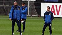 Fenerbahçe idmanında dikkat çeken detay: Emre Belözoğlu teknik kadroda