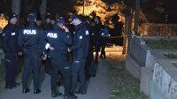 'Beni arkadaşım vurdu': Hasköy Mezarlığın'da silahlı kavga: 1 yaralı