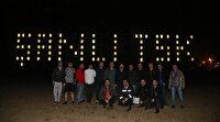 Öğrencilerden Bahar Kalkanı'na destek