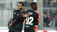 Beşiktaş'ta Douglas sezonu kapattı